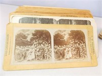 Stereoscope Viewer Cards (50+)