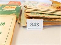 Saver Stamps - Various Brands