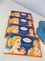 Needle, Pin Packs (8), Vogue, Woolworth