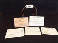 Organization Membership Club Cards (5)