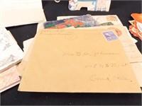 Cards, Envelopes, Letter (20+)