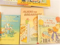 Children's Books - paper and hardback (12+)