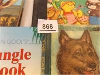 Children's Books - hardback (8)