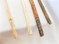 Wooden Canes (4)