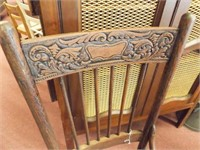 Wooden Chairs (2)