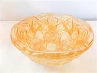 Carnival Glass Bowl, Candy Dish (2)