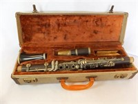 Clarinet, in Case