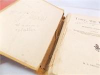 Books -1946 Zane Grey, Horatio Alger Jr (2)