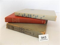 Books - 1954 Noble, 1948, 1949 Yerby (3)