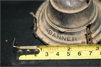Oil Lamp Parts; Banner; Eldorado WBC Corp