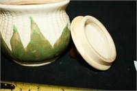 """White Corn"" by Shawnee Pottery per seller"