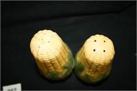 """Corn King"" by Shawnee Pottery Milk Pitcher"
