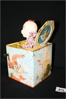 Jack in the Box; Peek-A-Boo TV Toy