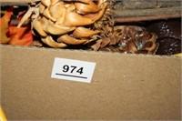 Fall Décor; Florals 2 Boxes