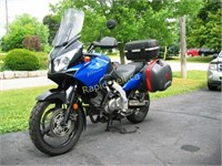 2004 Suzuki V Strom DL650 Motorcycle *Certified*