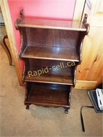 Vintage Small Bookcase # 1