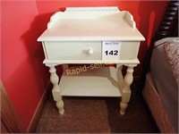 Vintage Painted Night Stand
