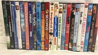 Assorted DVD Movies- All Verified Case matches