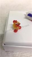 Miniature Glass Animal Figures