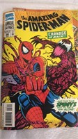Assorted Spider-Man/Spiderwoman & Venom Comic