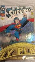 Assorted Superman Comic Books