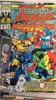 Assorted Thor, Thanos, Aquaman and XMen Comic