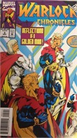Assorted Warlock Comic Books