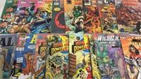 Assorted Mortal Kombat, Alf, Power Rangers and