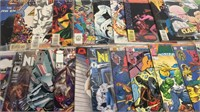 DC and other Assorted Comic Books