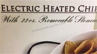 Electric Heated Chip & Dip Tray