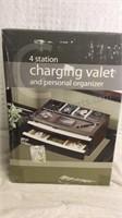 Charging Valet and Personal Organizer - NIB