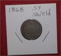 Special Wed. Art, Coins, & Jewelry Online Auction 10/14/2020