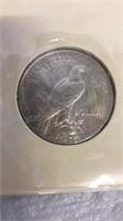 US 1926 Peace Silver Dollar