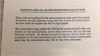 1971 Eisenhower Uncirculated Silver Dollar