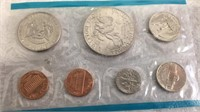 US 1974 Uncirculated Coin Set