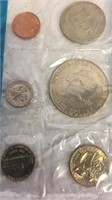 US 1975 Uncirculated Coin Set