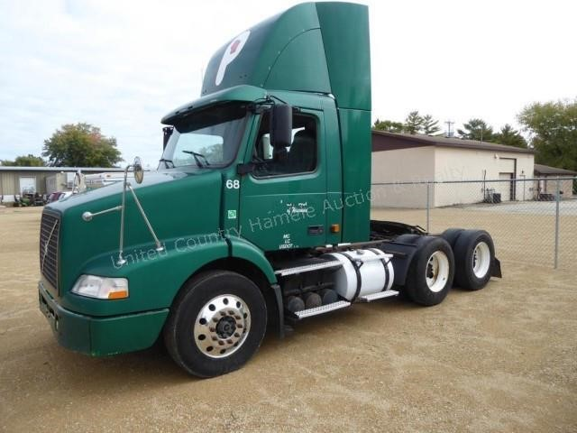 2005 Volvo D 12 425 hp with Eaton Fuller 10speed