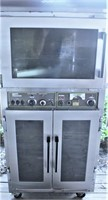 DOYON oven/proofer, Model JAOP-3, cond. unknown
