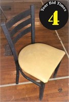 Chairs Yellow