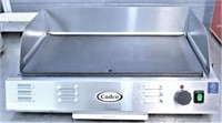 "Cadco Electric Griddle 22"" X 16"", 115 Volts"
