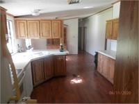 1990 46x28 3 bed 2 bath double wide had a water