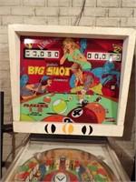Pinball - Big Shot