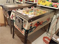 Pinball - Hot Tip - 4 player