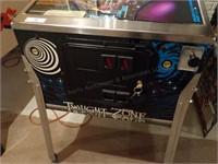 Pinball - Twilight zone