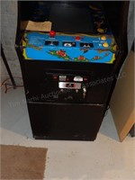 Arcade machine - Galaga by Midway