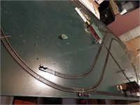 HO Scale Railroad Layout with controllers
