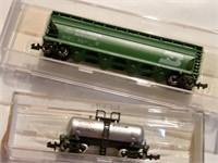 N-Scale Train