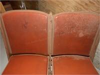 Hockey Stadium Seats (Autographed)