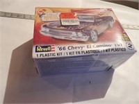 Revell 66 Chevy El Camino -  Unopened.