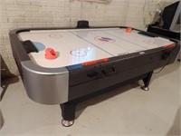 Sportcraft Air Hockey Table 4x7 premium home model